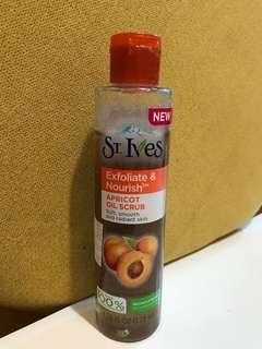 St Ives Apricot Oil Scrub
