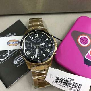 FOSSIL AUTHENTIC WATCH
