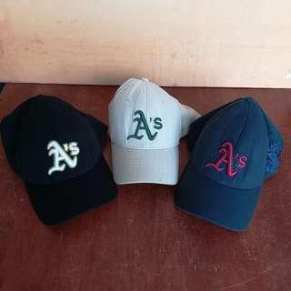 Oakland Athletics Baseball Cap