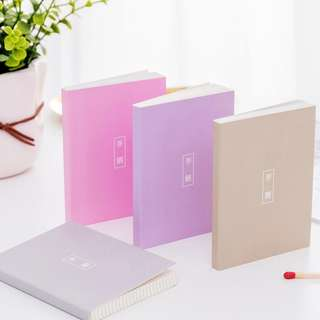 Notebook/ Planner/ Journal/ Diary [PO]