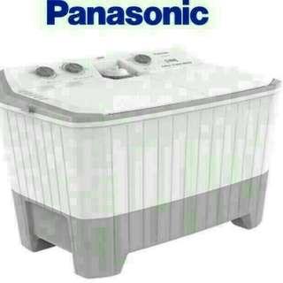 Panasonic Mesin Cuci 2 Tabung