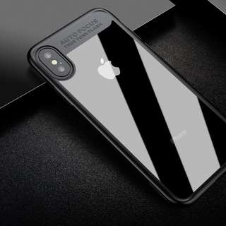 Baseus iPhone X 雙重保護手機殻 Double Protection Case