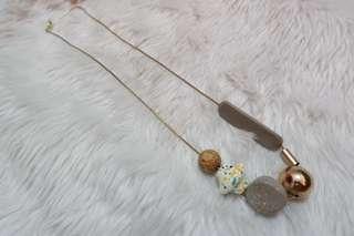 Mango Brand Necklace