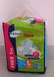Tena Adult Diaper (L size)