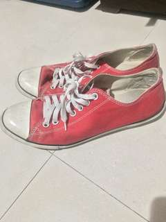 Converse Ct ox lean low classic red original
