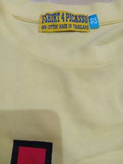 T-Shirt Thailand Pria