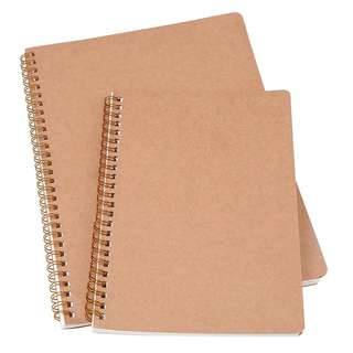 A5/ B5 Dotted Notebook [PO]