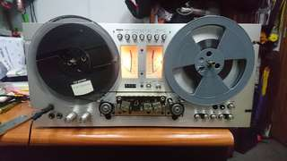 Pioneer open reel tape recorder, RT-707