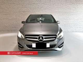 Mercedes-Benz B180 Auto Style