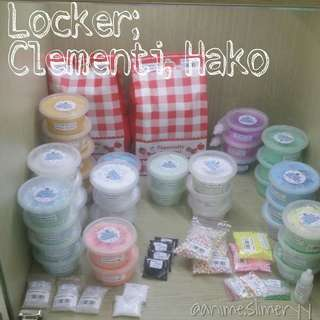 Last Locker Restock at Clementi, Hako (Please Read☺)