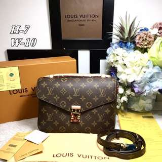 Louis Vuitton Authentic Sling Bag
