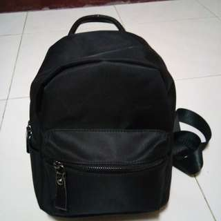 SALE!!!!!! Black Bagpack