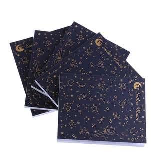 Sailormoon Notebook/ Journal/ Diary [PO]
