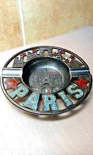 Decorative Astray of Paris.( Made of Full Matel )