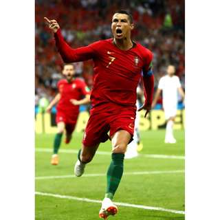 Ronaldo world cup 2018 posters