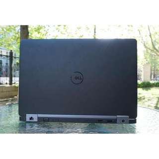 "(二手)DELL Latitude 15 5000 (E5570) 15.6"" i5 6300U  8G 128G/ 256G SSD 95% NEW"