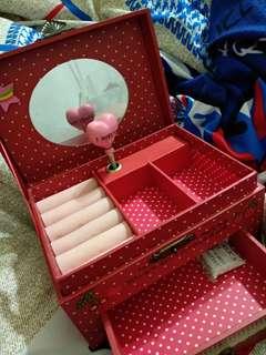 飾品音樂盒