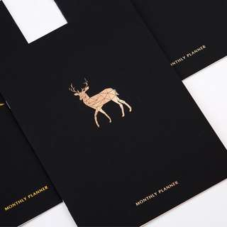 A4 Animal Notebook [PO]