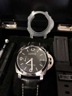 Panerai Luminor Marina 1950 3 days acciaio pam 312