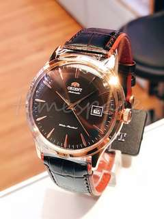 ORIENT Bambino Version 4 Classic Automatic FAC08001T0 (機械自動錶)