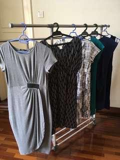Full wardrobe maternity clothes