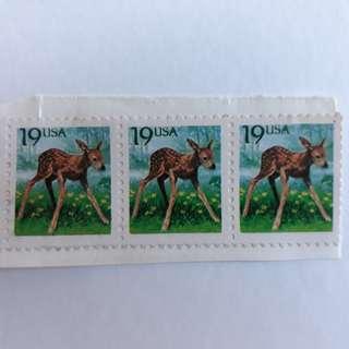 USA Stamps.