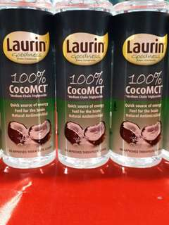 Laurin 100% Coconut Oil