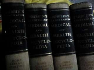 Fishbein's Illustrated Medical and Health Encyclopedia