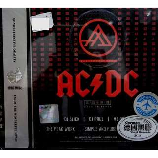 ACDC Back In Black Greatest Hits 3CD (Imported)