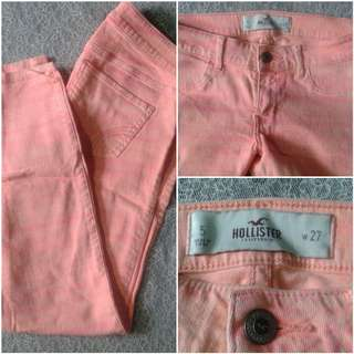 FreeSF| Hollister Jeans (Size 27)