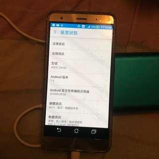 🚚 Zenfone3 deluxe 64GB零件機 可顯示