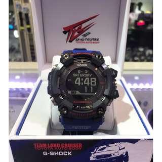 G-shock Rangeman 系列 GPR-B1000TLC-1 藍色特別版