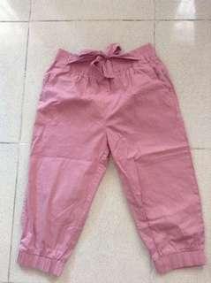 short jogger pants