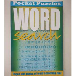 WORD SEARCH - 132 Entertaining Puzzles Suitable For Adults & Kids