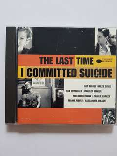 CD The Last Time I Committed Suicide