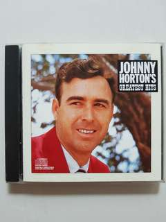 CD Johnny Horton's Greatest Hits