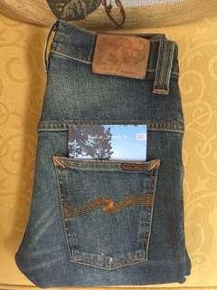 "Nudie Jeans - Thin Finn ""Organic Allen Replica"""