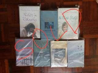 preloved English novels