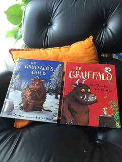 BN The Gruffalo & The Gruffalo's Child