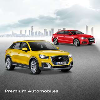 Enjoy attractive offers across the Audi range