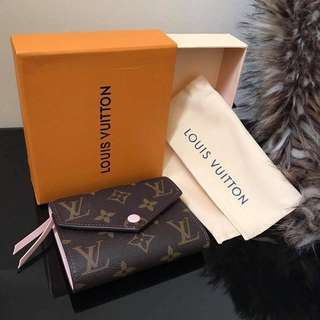 LV mini wallet