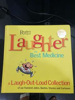 Laughter The Best Medicine