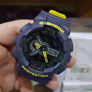 GSHOCK GA1100 TWO TONED