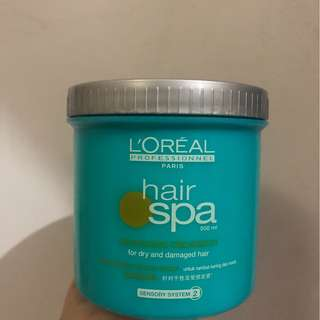 Hair spa