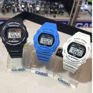 G-lide系列GWX-5700CS-1黑色 GWX-5700CS-2 海藍色 GWX-5700CS-7白色 06/2018新款👍🏻👍🏻