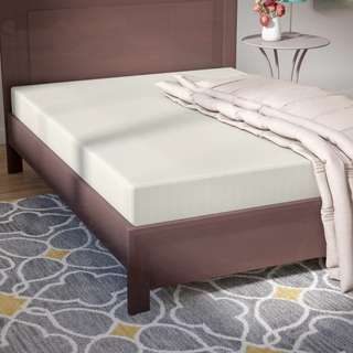 "Queen Premium Memory Mattress 8"" thickness W/ CoolTech Gel,"