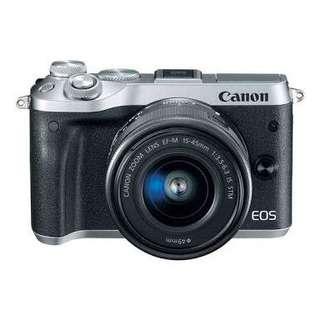 Camera canon m6 bisa kredit