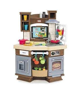BN Little Tikes Cook 'N Learn Smart Kitchen Play Set w/ Lights & Sounds (App Sync Avail!)