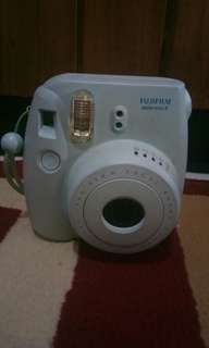 Instax mini , ice blue