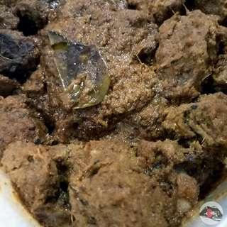 Mutton Rendang